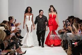 mercedes fashion week york 2014 michael costello runway mercedes fashion week fall 2014
