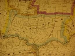 Sugarcreek Ohio Map by Venango County Resources