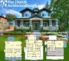 marvellous design 10 architectural craftsman house plans bungalow