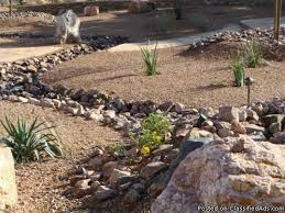 Landscape Rock Phoenix by Tree U0026 Landcaping Big Savings Tree Trimming Yard Clean