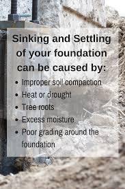 settling foundation repair south dakota wy u0026 ne rapid