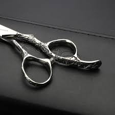 hair dressing personalities online shop 7 inch stainless steel hairdressing scissors