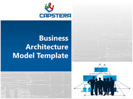 business architecture model template a sample case study