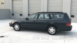 1993 toyota camry for sale for sale 1993 toyota camry le 4d wagon 503 888 8i02 oregon