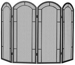 rod iron fireplace screens blogbyemy com