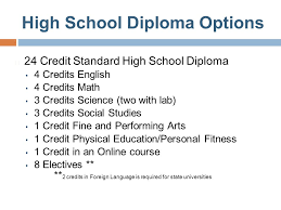 online pe class high school class of 2019 are you plans to be college and career ready