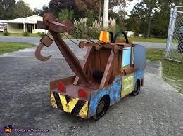 Truck Halloween Costume Tow Mater Tow Truck Costume Costumes Tow Mater Costume