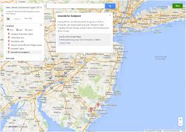 google maps christmas lights in new jersey see the world