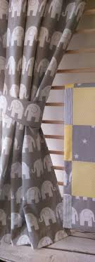 Room Darkening Curtains For Nursery Curtain Nursery Blackout Curtains Boy Woodland Window Curtains