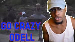 odell beckham can do it all yo obj kills it in drake u0027s backyard