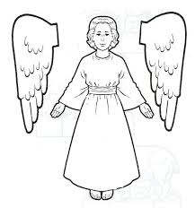 angel color pages coloring pictures of bible verses com holiday coloring pages