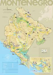 Mail Map Travel Agency Adria Line Dmc Montenegro Visit Montenegro
