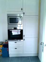 meuble cuisine colonne pour four encastrable colonne de cuisine pour four et micro onde ikea meuble cuisine four