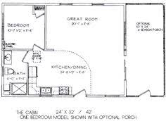 one bedroom log cabin plans two bedroom 24x24 plan mostly small houses cabin