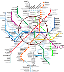 Seoul Metro Map by
