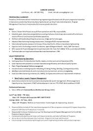 Resume For Manufacturing Job Six Sigma Resume Examples Vip Hostess Cover Letter Closer Song