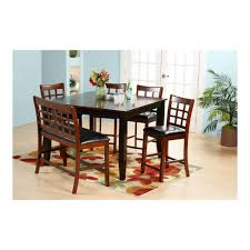 6 Piece Dining Room Sets by Hd Designs Abernathy 6 Piece Gathering Set Espresso