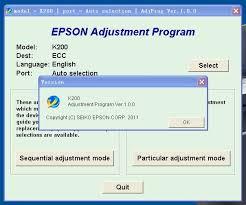 adjustment program epson l200 reset printer download reset epson printer by yourself download wic reset utility free and