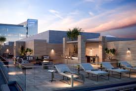 pier 4 renderings reveal largest penthouse roof decks for sale in