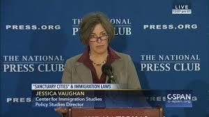 jessica vaughn william stock discuss immigration policy trump c