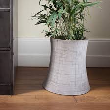 nuclear cooling tower concrete planter the green head