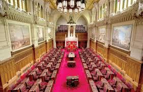 chambre haute réforme du sénat ottawa n a que deux alliés le devoir