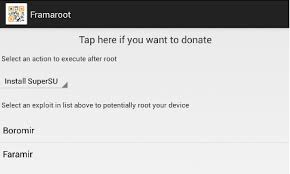 framaroot 1 3 apk framaroot how to root apk tutorial tips