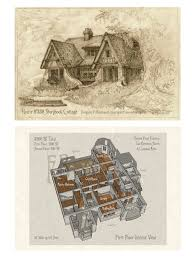 Storybook Cottages Floor Plans by House 338 Portrait And Interio By Built4ever On Deviantart