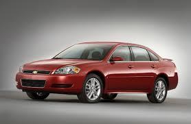 chevrolet impala recall information autoblog