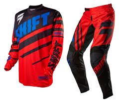 motocross gear for youth combos kit shift assault for kids