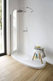 White Bathrooms by Best 25 Modern Shower Ideas On Pinterest Modern Bathrooms