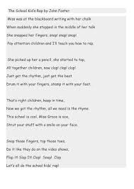 poems to perform planning and resources year 3 by bronwyn 74