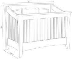 Free Diy Baby Crib Plans by Diy Baby Crib Projects Free Plans U0026 Instructions Project Free