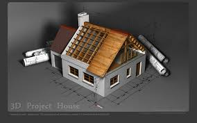 3d project house 01 by ggzagor on deviantart
