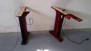 desk diy adjustable standing desk inside charming diy adjustable