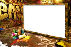 cool frame photo frames cool graffiti