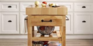 small kitchen butcher block island butcher block kitchen table on wheel med home design posters