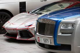 rolls royce supercar supercar season has started in london as middle eastern playboys