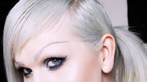 how to get perfect bleached silver white or platinum blonde hair