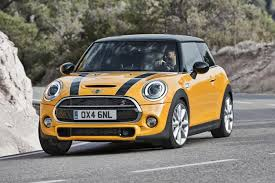 trading in a brand new car the new mini cooper 2014 is revealed car sales mechanics