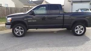 nissan titan quick lift rancho quick lift 2007 dodge ram 1500 youtube