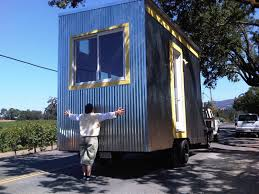 forge ahead building productions tiny house trailer moved happy