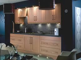 Kitchen Cabinet Finish Kitchen Doors Interior Black And Dark Blue Cabinet With