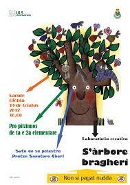 albero vanitoso bambini e lingua sarda ilminuto