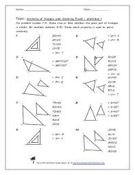 isosceles triangle theorems worksheet five pack math