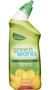 Acid For Bathroom Cleaning Toilet Bowl Cleaner Green Works