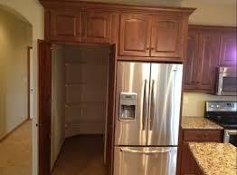 garde manger cuisine fabriquer un garde manger walk in derrière le frigo pratique et