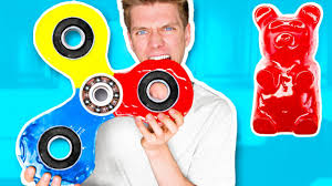 Rare How To Make Video Diy Giant Gummy Fidget Spinner How To Make Rare Edible Candy