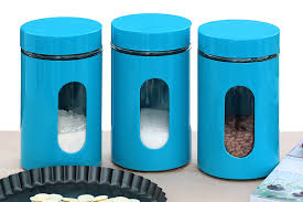 Blue Kitchen Canister Sets 100 Blue Kitchen Canisters Furniture Charming Kitchen Canister