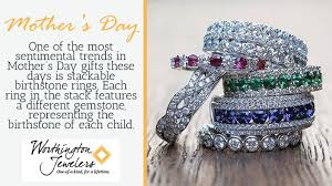 s day birthstone rings creative s day gift ideas your is sure to